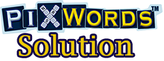 solution pixwords